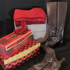 Franco Fortini Boots